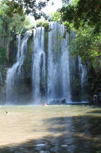 waterfalls-llanos de cortes